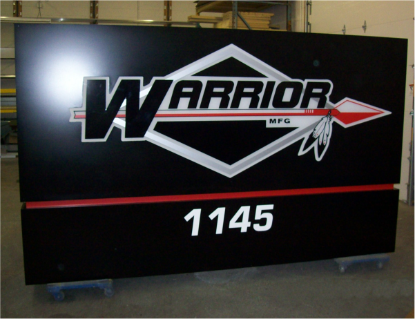 warrior mfg